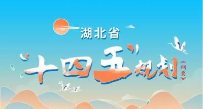 """速读!湖北省""""十四五""""规划"""