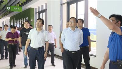南漳新闻丨孝昌县考察团到我县考察乡村振兴和绿色发展工作