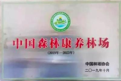 """南漳一地获封""""中国森林康养林场""""称号~"""