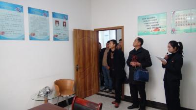 南漳县司法局举办2019年公众开放日活动