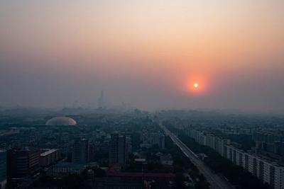 这就是今晨的北京!