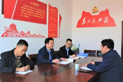 南漳:开展容错纠错 为干事者担当