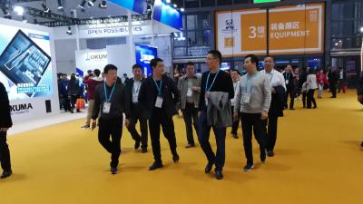第二届中国国际进口博览会南漳县硕果累累