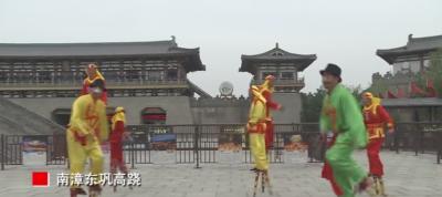 湖北襄阳:非物质文化遗产集体亮相