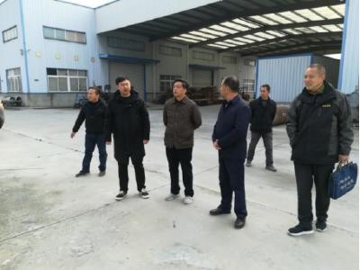 南漳经济开发区开展化工企业安全生产专项检查