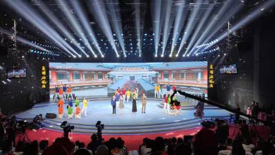 第十届诸葛亮文化旅游节开幕