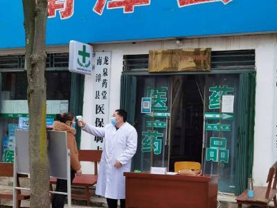 东巩市场监管所多措并举强化疫情防控工作
