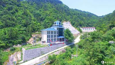 胡家塆村依托红色资源建设美丽乡村