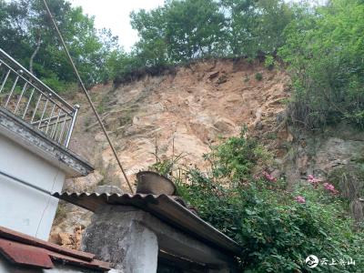 英山县成功避险一起地质灾害
