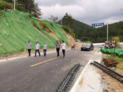 县九昇城发集团:强化协调督办,加快项目建设
