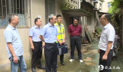 【视频】田洪光要求:全力做好防灾避险和灾后恢复工作  确保人民群众生命财产安全