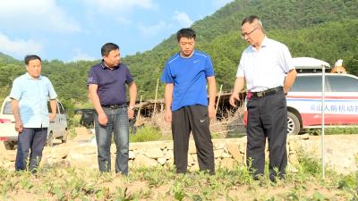 【视频】田洪光到东河沿线乡镇检查督办脱贫攻坚等工作