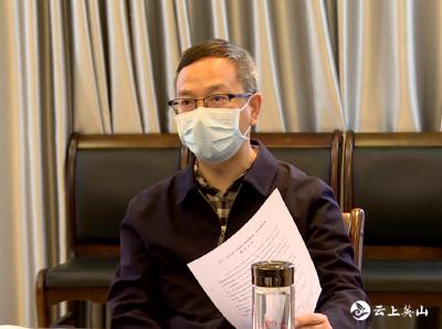 【视频】田洪光专题调研优化营商环境工作