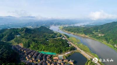 """英山县获评""""湖北省生态文明建设示范县""""荣誉称号"""