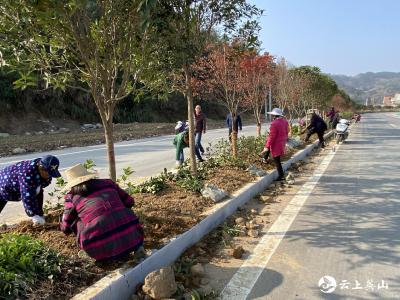 英山县九昇集团:打造幸福、惠民环城路