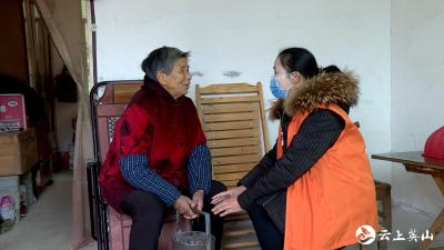 张家畈村:巾帼志愿服务  助力乡村振兴