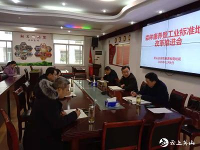【快讯】宋德友到县自然资源和规划局督办全面深化改革工作