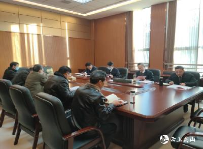 英山县委召开书记专题会议听取巡察工作情况汇报