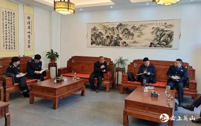 我县税务局:专班进企业 服务促发展