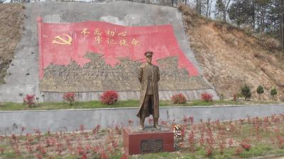 【奋斗百年路 启航新征程】蔡家畈村:讲活英雄故事 叫响红色旅游