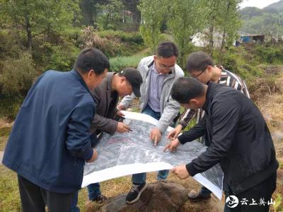 孔家坊乡稳步推进高标准农田建设项目