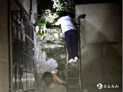 县自来水公司:凌晨紧急抢修 保高考安全供水