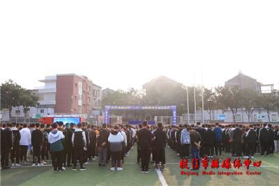"""枝江市""""119""""消防宣传月活动启动"""