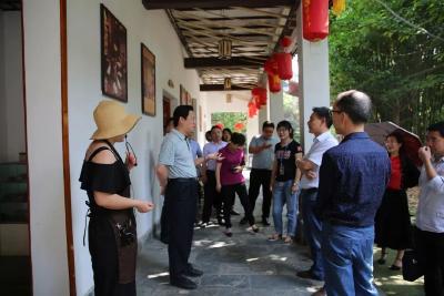 力促全市文化和旅游服务业提档升级
