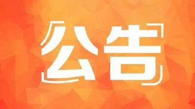 枝江市环境卫生服务中心硫酸采购项目流标公告