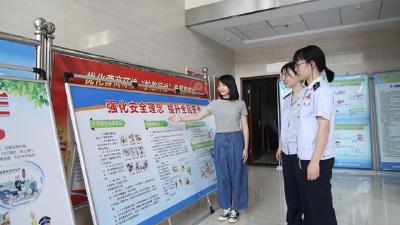 """浠水县税务局:""""三个一""""开展安全教育周活动"""