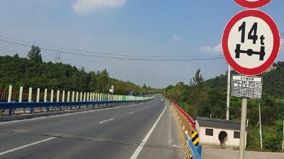 浠水交通:扮靓国省公路,桥梁栏杆换新颜