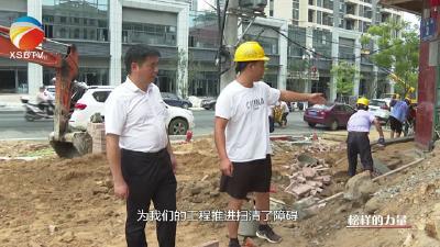 【视频】杨林:真情拆迁 及时解难 聚力浠水河生态综合整治工程建设