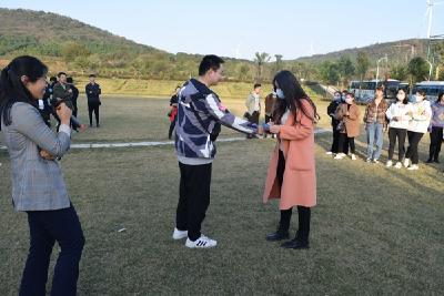 """宜城举办""""相约楚都·最美遇见""""单身青年联谊活动"""