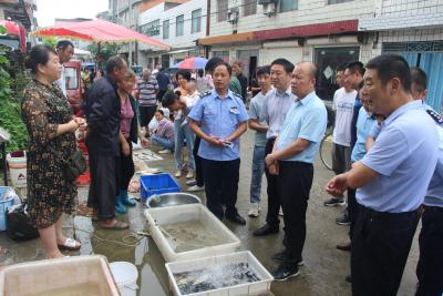 【汉江大保护 我们在行动】张学林暗访禁捕退捕工作