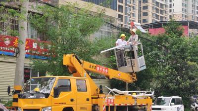 【精神文明创建】实施修补工程助推城市文明