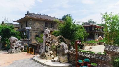 湖北老河口:打造汉江奇石文化之乡 助力乡村振兴