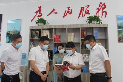 曹祖金:坚持党建引领基层社会治理 不断提升基层党组织组织力和战斗力