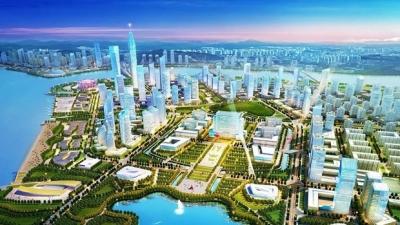 襄阳东津新区三大公共工程主体年底完成