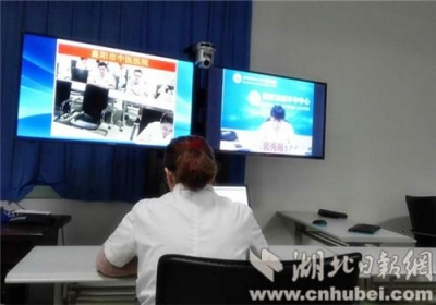 """襄阳""""互联网""""医院:医疗服务也能点""""外卖"""""""