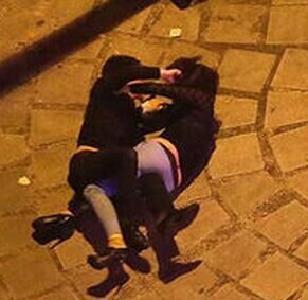卡五星过了火?襄阳两女子当街扭打……