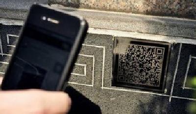 襄阳首例二维码墓碑出现 扫码可知逝者生前事迹