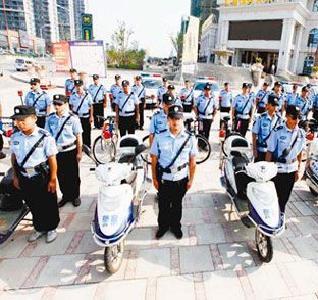 """襄阳市公安系统全力争创""""长安杯"""""""