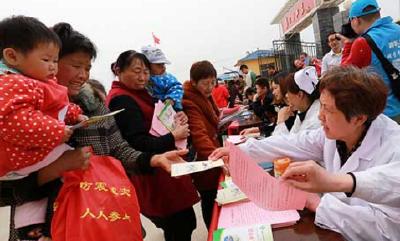 """襄阳市樊城区启动2017年文化科技卫生""""三下乡""""活动"""