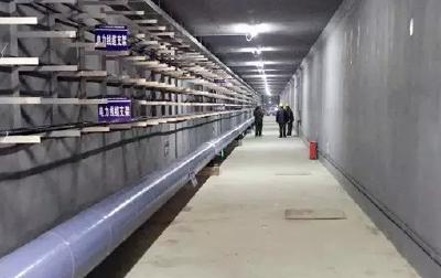 襄阳城区下水道竟然能跑车!后年建成!!