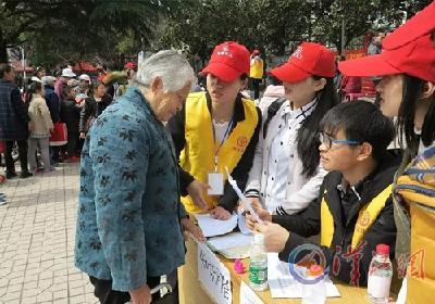 襄阳社工队伍不断壮大 成为居民身边温暖之手