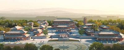 枣阳城建注入东汉文化特色 提升城市园林文化品位