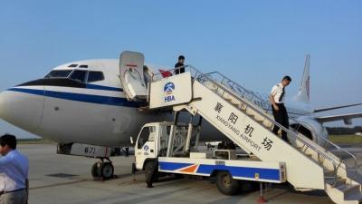 襄阳机场为人体器官运输开启生命通道