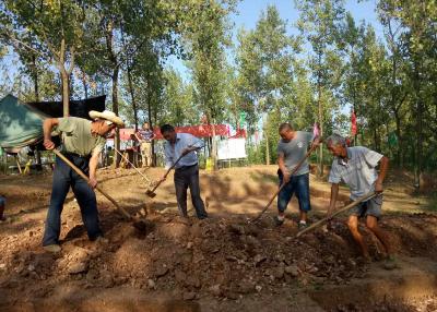 汉十高铁襄阳段 考古出土大量文物