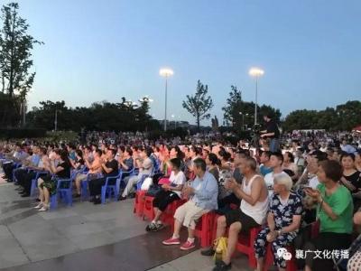 大暑,昨晚仍有大量市民聚集南湖广场,都是为了这件事!