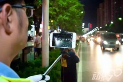 昨夜樊城这里很忙 多名酒司机被直播!
